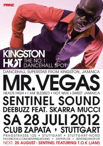Dancehall Reggae Radio News [LIVESTREAM]   2012 07 28   Kingston Hot w/ Mr. Vegas, Skara Mucci, Deebuzz & Sentinel